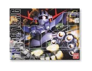 BANDAI MODEL KIT BB MAN-02 ZEONG 234 MODEL KIT