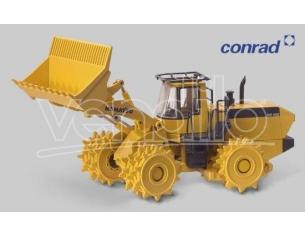 Conrad 2437 Komatsu WF 450 3 Compattore 1/50 Die-cast Modellino