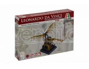 Italeri IT3108 MACCHINA VOLANTE (ORNITOTTERO) LEONARDO DA VINCI KIT cm 24x10x15 Modellino