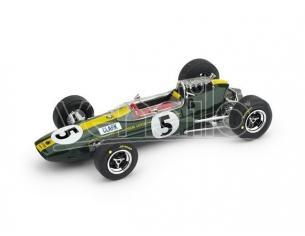 Brumm R590 Lotus F1 33 Gp Inghilterra Jim Clark 1965 N.5 Winner WC 1:43