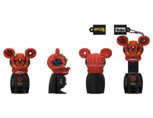 INFINITE RAT-MAN USB FLASH DRIVE 8GB DARKMOUSE USB