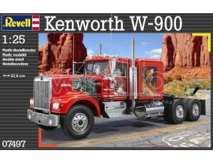 REVELL 07497 KENWORTH W-900 1:25 KIT  Modellino