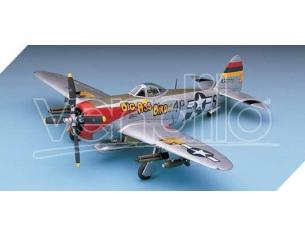 ACADEMY 2211 P-47D NOSE ART 1:48 Kit Modellino