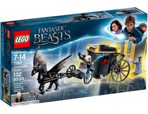 LEGO HARRY POTTER 75951 - ANIMALI FANTASTICI: LA FUGA DI GRINDELWALD