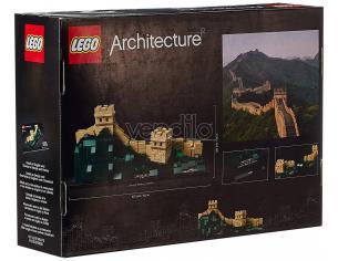 LEGO ARCHITECTURE 21041 - GRANDE MURAGLIA CINESE