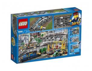 LEGO CITY TRENI 7895 - SET SCAMBI PER LA FERROVIA