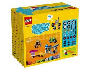 LEGO CLASSIC 10715 - MATTONCINI SU RUOTE