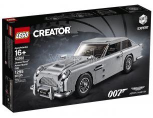 LEGO CREATOR 10262 - ASTON MARTIN DB5 DI JAMES BOND