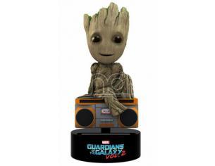Guardiani della Galassia Vol. 2 Figura Groot Body Knocker Bobble 15 cm Neca