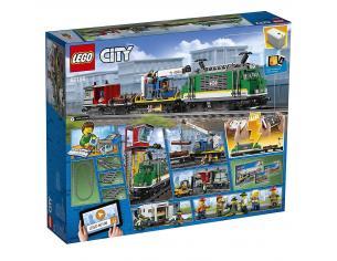 LEGO CITY TRENI 60198 - TRENO MERCI