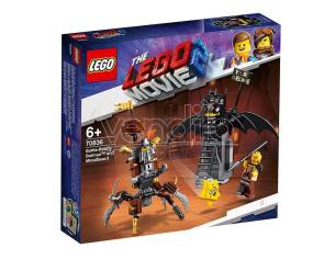 LEGO MOVIE 2 70836 - BATMAN PRONTO ALLA BATTAGLIA E BARBACCIAIO