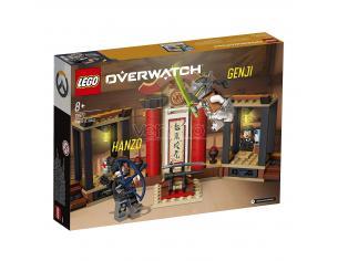 LEGO OVERWATCH 75971 - HANZO VS GENJI