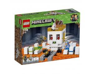 LEGO MINECRAFT 21145 - L'ARENA DEL TESCHIO