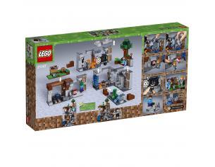 LEGO MINECRAFT 21147 - AVVENTURE CON LA BEDROCK
