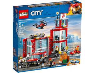 LEGO CITY FIRE 60215 - CASERMA DEI POMPIERI
