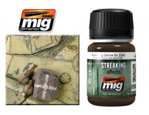 AMMO BY MIG JIMENEZ STREAKING GRIME FOR DAK A.MIG-1201 COLORI