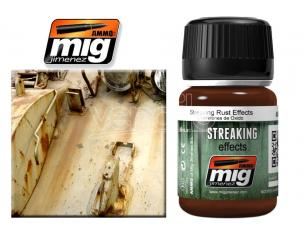 AMMO BY MIG JIMENEZ STREAKING RUST EFFECTS A.MIG-1204 COLORI