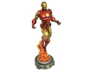 Classic Iron Man Marvel Gallery Statua 28 Cm Action Figura Diamond Select