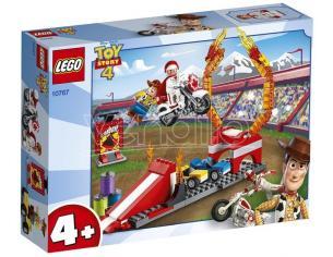 LEGO JUNIORS 10767 - TOY STORY 4: LE ACROBAZIE DI DUKE CABOOM