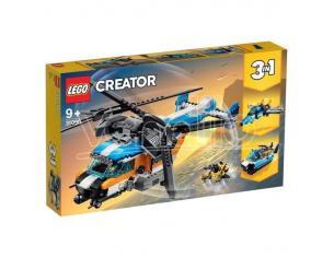 LEGO CREATOR 31096 - ELICOTTERO BI-ROTORE