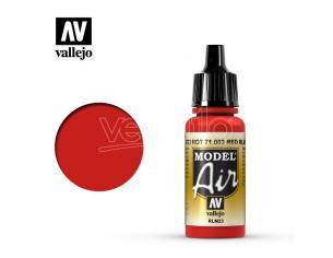 VALLEJO MODEL AIR RED RLM23 71003 COLORI VALLEJO