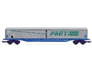 Lima HL6044 Carro con pareti scorrevoli FRET SNCF H0 1:87