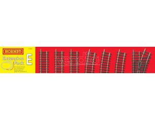 HORNBY R8225 - Set espansione E Binari H0 Accessori SCATOLA INTERA Modellismo