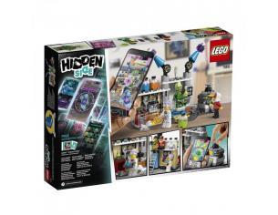 LEGO HIDDEN SIDE 70418 - IL LABORATORIO SPETTRALE DI J.B.