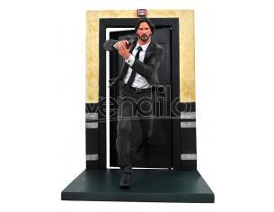 Diamond Select John Wick Gallery Running Figura Statua