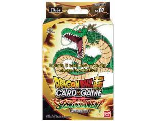 DRAGON BALL SUPER CARDGAME STARTER DECK 7 - CARTE DA GIOCO/COLLEZIONE