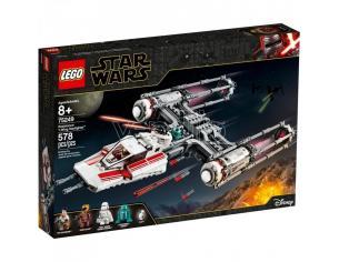 LEGO STAR WARS 75249 - Y-WING STARFIGHTER DELLA RESISTENZA