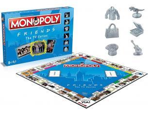 Monopoly Friends Gioco da Tavolo Versione Italiana Winning Moves Hasbro