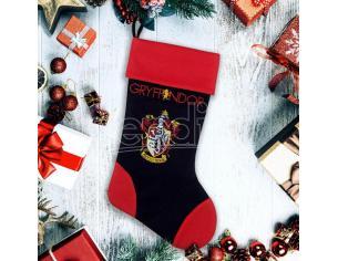 Harry Potter Calza Befana Grifondoro Decorazioni Natale Cinereplicas