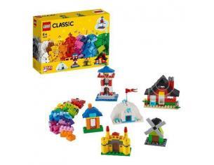 LEGO CLASSIC 11008 - SET MATTONCINI E CASE