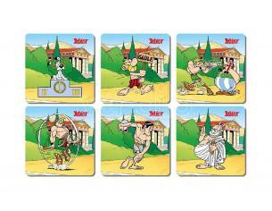 Sd Toys Asterix Olympic Games 6 Sottobicchieri Set Sottobicchieri