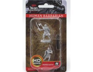Wizbambino D&d Nolzur Mum Human Female Barbarian Gioco Di Ruolo