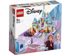 LEGO DISNEY PRINCESS 43175 - IL LIBRO DELLE FIABE DI ANNA E ELSA