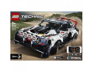 LEGO TECHNIC 42109 - AUTO DA RALLY TOP GEAR TELECOMANDATA