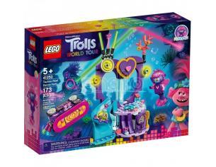 LEGO TROLLS WORLD TOUR 41250 - FESTA TECHNO ALLA BARRIERA CORALLINA
