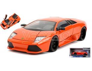 Fast & Furious Roman's Lamborghini Murcielago Orange 1:24 Modellino Jada Toys