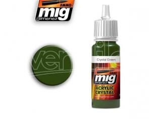 Ammo By Mig Jimenez Cristallo Green 0092 Colori