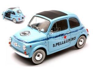 Solido SL1801406 FIAT 500 1965 SAN PELLEGRINO 1:18 Modellino