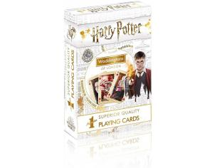 Harry Potter Gioco Da Tavolo Mazzo Di Carte Waddingtons Winning Moves