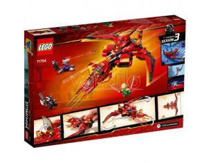 LEGO NINJAGO 71704 - FIGHTER DI KAI