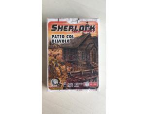 MSEDIZIONI - Sherlock Serie Far West: Patto col Diavolo Mazzo di Carte