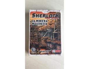 MSEDIZIONI - Sherlock Serie Far West: La Miniera Maledetta Mazzo di Carte