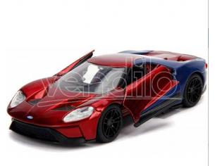 Jada Toys 253222002 Spider-Man Ford GT SPD 2017 Die Cast 1:32