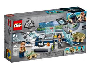 LEGO JURASSIC WORLD 75939 IL LABORATORIO DEL DOTTOR WU: FUGA DEI BABY DINOSAURI