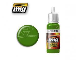 Ammo By Mig Jimenez Cristallo Green Periscope 0096 Colori