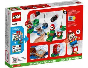 LEGO SUPER MARIO 71366 - SBARRAMENTO DI PALLOTTOLONI BILL PACK ESPANSIONE